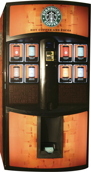Battle For Coffee Vending Superiority