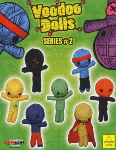 Voo Doo Dolls by Actionmatic