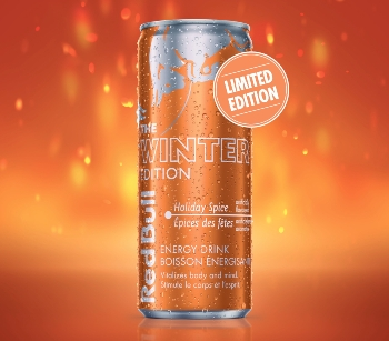 Red Bull Christmas Commercial 2020 Red Bull unveils its latest Winter Edition   Canadian Vending