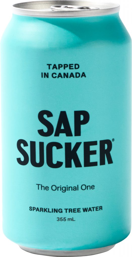 Sapsucker offers naturally flavoured, Canadian beverage